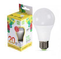 Лампа светодиодная ASD LED A60 20Вт Е27 230В 3000К