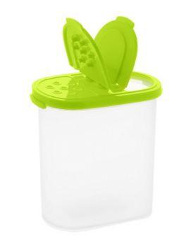 Контейнер для специй пластик Idea 270 мл салатовый