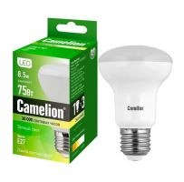 Лампа светодиодная Camelion LED R63 E27 8,5Вт 220В 3000К