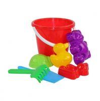 Набор детский для игры с песком №2 Альтернатива Зоопарк