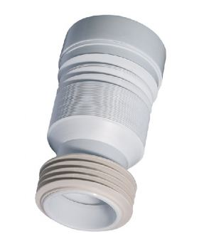 Гофра труба для унитаза Орио 220-520 мм