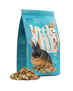 Корм для кроликов Little One 400 г