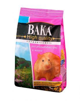 Корм для крыс и мышей Vaka HQ 400 г