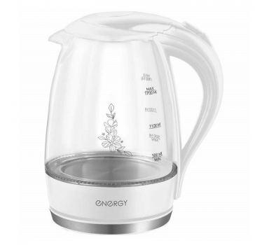 Чайник электрический стекло Energy E-262, 1,7 л