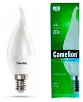 Купить Лампа светодиодная Camelion LED CW35 4,5Вт E14 220В 3000К в Краснодаре