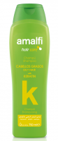 Шампунь кератиновый для жирных волос Amalfi 750 мл