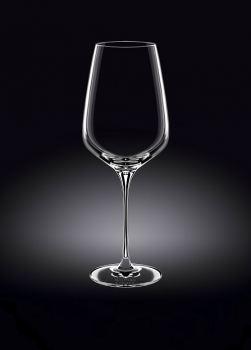 Набор бокалов для вина Wilmax england Crystalline 780 мл