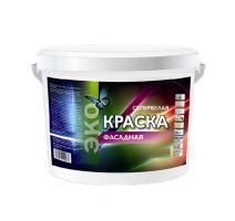 Краска для стен и потолков Ekoprof 3 кг супербелая