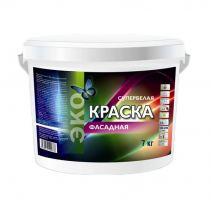Краска для стен и потолков Ekoprof 7 кг супербелая