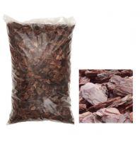 Кора сибирской лиственницы крупная 5-10 см 60 л
