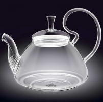 Чайник заварочный c ситечком в носике Wilmax 1200 мл