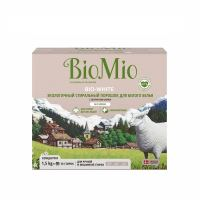 Стиральный порошок с экстрактом хлопка BioMio BIO-WHITE, 1.5 кг