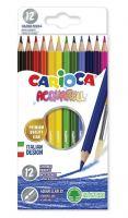 Набор карандашей цветных Carioca MINI Tita, 12 цветов